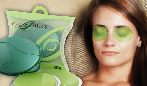 Aainasalon restore your eyes with eye slices for Aaina beauty salon parlin